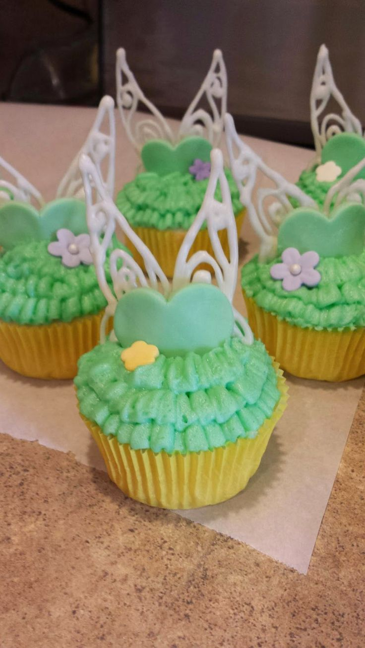 Best 25+ Fairy cupcakes ideas on Pinterest | Mushroom cupcakes ...