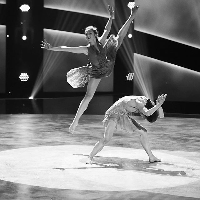 Tate and Kathryn are spectacular!  #SYTYCD @PointeDoll15 for sytycd junior fandom