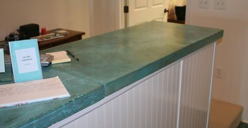 Concrete Countertops Progressive Concrete Coatings Wilmington, NC