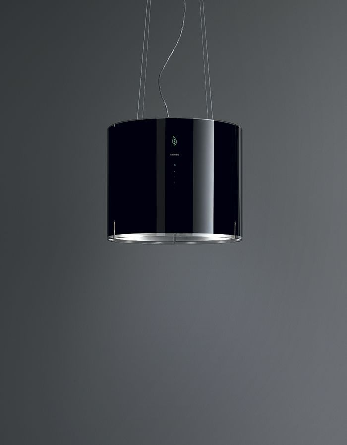 Eolo E.ion. The cookerhood that will bring you a wind of innovation in your kitchen.