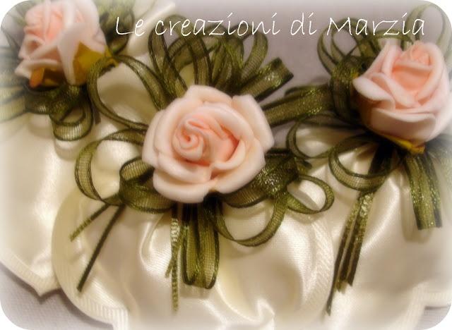 Le creazioni di Marzia - Bomboniere #wedding