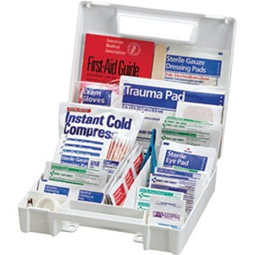 First Aid Only FAO-132 First Aid Kit, 131 Piece, Plastic Case