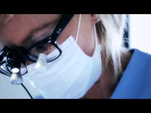 Moderne und zeitgemäße #Wurzelbehandlung mit thermoplastischen #Wurzelfüllungen und Lupenbrille