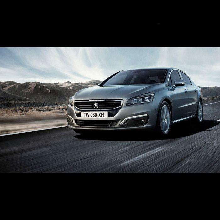 La elegancia y prestaciones del Peugeot 508 se hacen más asequibles