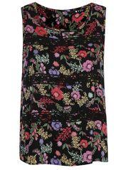 Floral & Lace Blouse £10