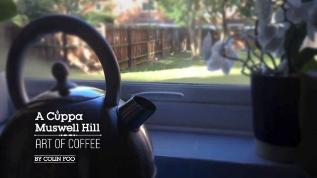 Short promo video for an exhibition in Muswell Hill of paintings made from coffee using Augmented Reality. Full website here http://www.colinslab.co.uk/coffee/