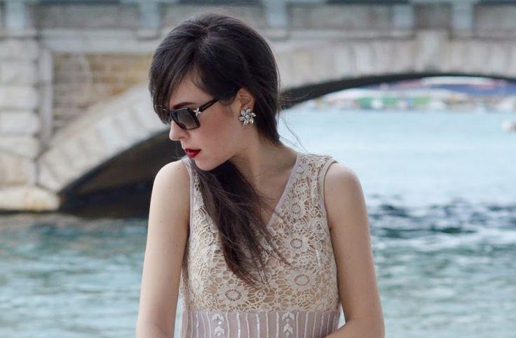 Tiffany & Co. eyewear Victoria collection #diecidecimi - www.diecidecimi.org