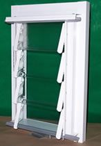 Custom made Storm Doors and Jalousie Windows in any custom color or size from The Burch Company