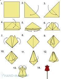 borboletas origami - Pesquisa Google