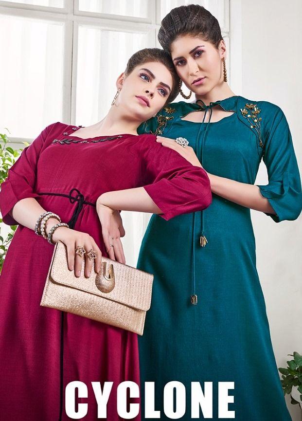 Details about  /Women/'s Ethnic Rayon Kurta Top Tunic New Stylish Indian Kurta Kurti