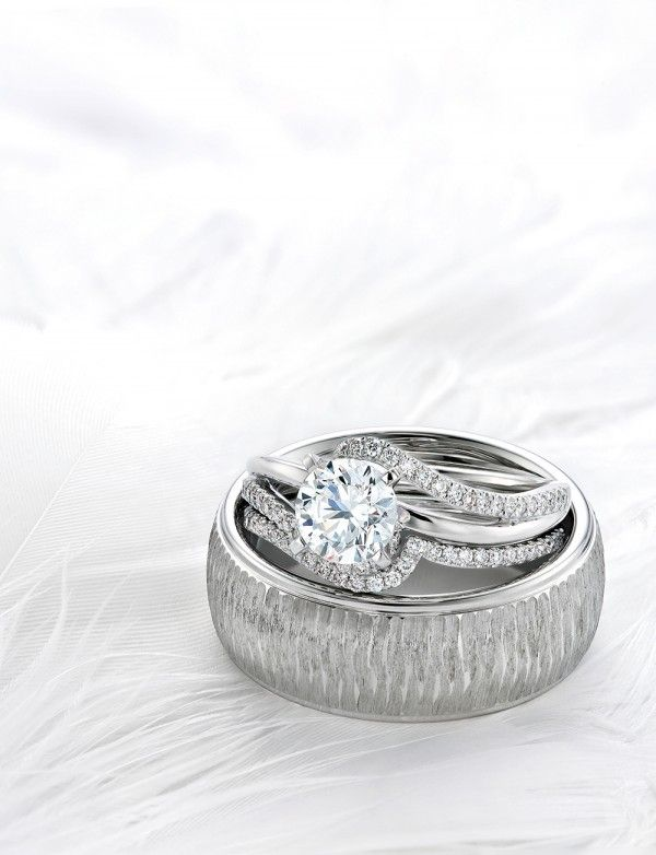 Elegant Joseph Jewelry wants to help you create custom wedding rings without busting your budget