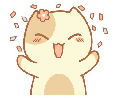 Sticker Line: Pau Pau The Cat  Creator ID: ponytail Store Line: https://line.me/S/sticker/1385271 🌼 Please follow IG: @ponytailsticker 🌼 Please follow FB: ponytailsticker  #ponytailsticker #fun #cute # cartoon #linechat #hi #animals #smiley #emoticon #expression #cat #10coins
