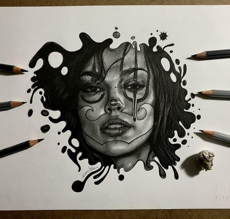Sketch chicano