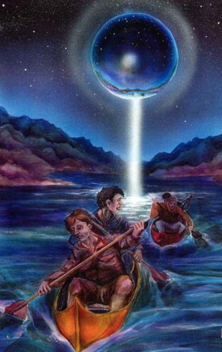 10 Amazing Tales of Alien Abduction - Oddee.com (alien abduction, martians...)
