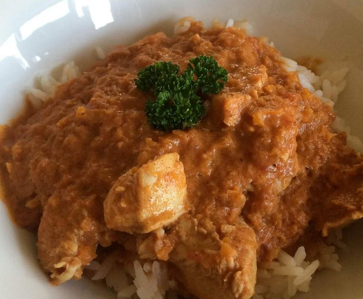 Recipe BEST EASIEST BUTTER CHICKEN by jacqui248 - Recipe of category Main dishes - meat