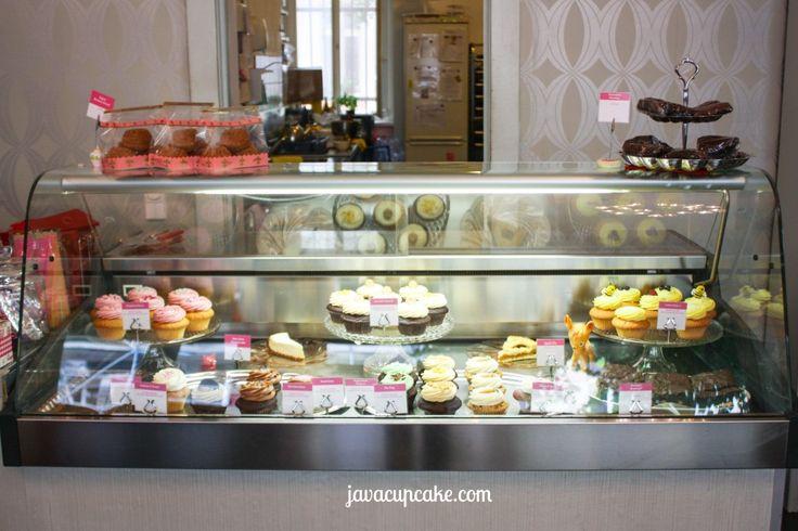 {Review} of the cupcake shop 'Cupcake Berlin' by JavaCupcake.com