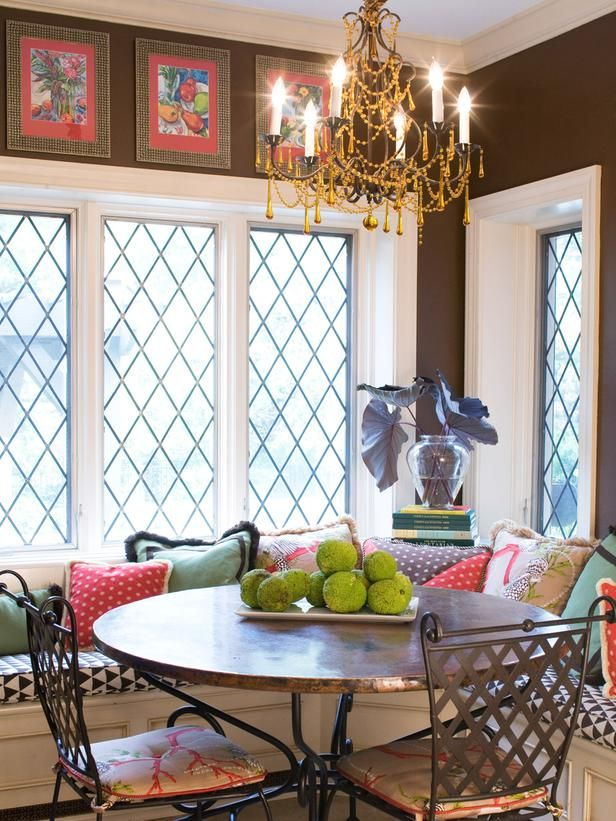 Kitchen Table Design Ideas and Options on