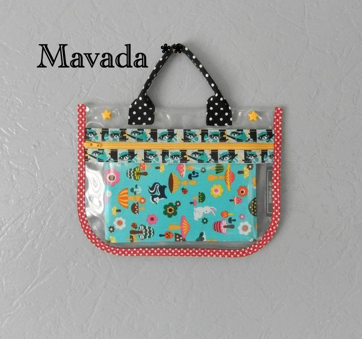 Trousse translucide Mavada