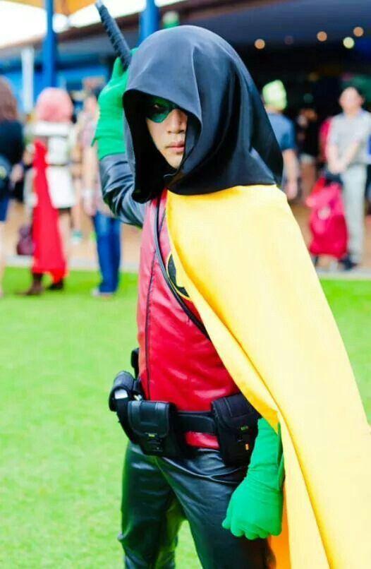 Damian the best Robin