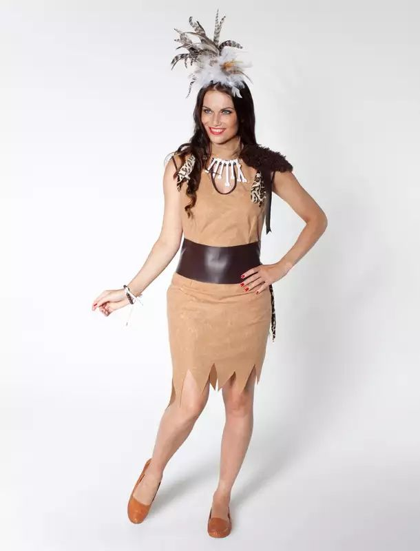Neandertaler Dame