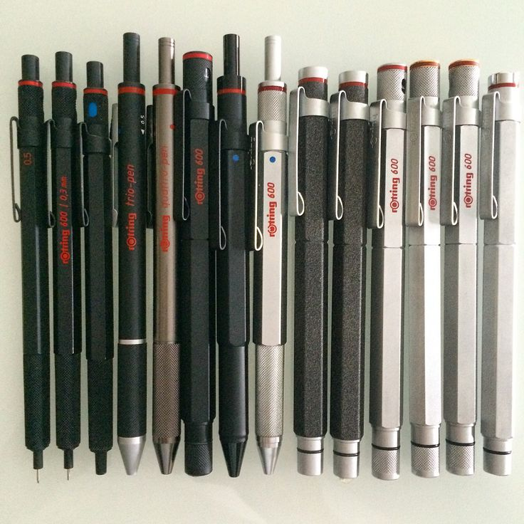 ROTRING 600 SERIES