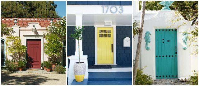 What Your Front Door Color Says About You Colors The O 39 Jays And The Ra