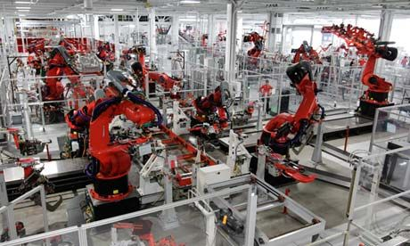 By Will Hutton:  Driverless cars, pilotless planes … will there be jobs left for a human being?  Throughout history, economic upheaval has destroyed whole industries – and created new ones. But now, some fear automation may mean the death of mass employment