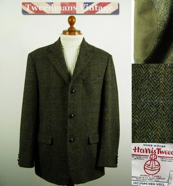 Firstly, elbow patches protect elbow area from premature wear and, secondly, they are stylish and can give a jacket a special charm. They look really nice on tweed models in particular. Though, it is worth bearing in mind that tweed jackets with elbow patches are entirely informal.