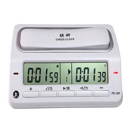 Electronic Digital Chess Clock Timer Master Tournament 39 Timing Modes For Chess I-GO Chinese Chess Game Timer  — 2172.45 руб.  —