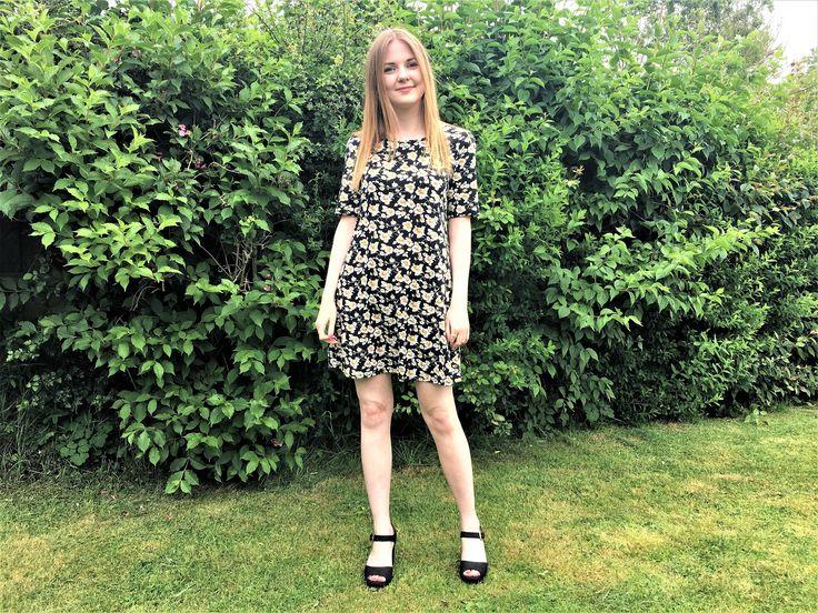 Summer Swing Dress