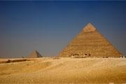 Pirâmides de Gizé, Cairo. Tenho uma conexão que só pode vir de outras vidas... :)