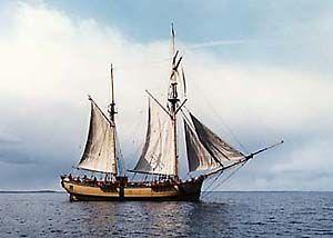 18th century passenger ship ticket | Jakobstad, Finland