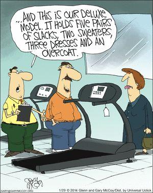 The Flying McCoys Comic Strip, January 29, 2014 on GoComics.com