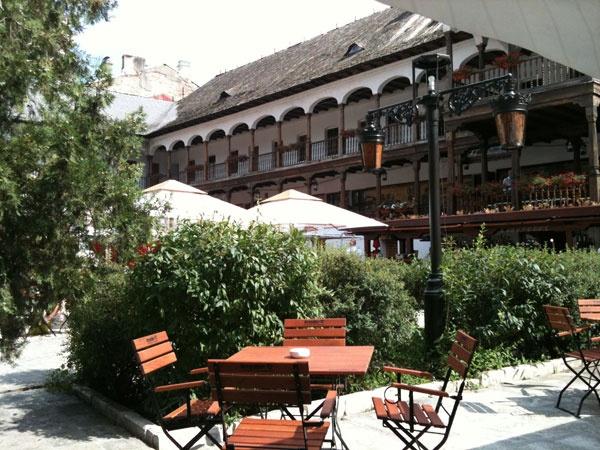 Manuc Bistro - Restaurants in Bucharest