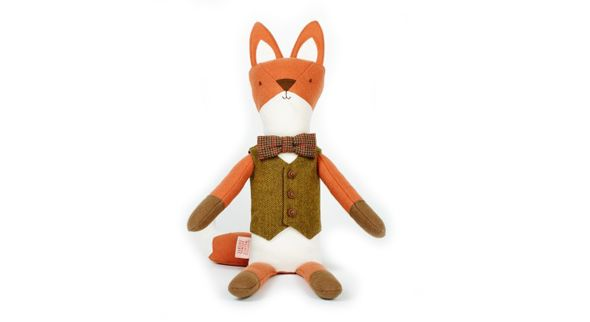 11 Cool Gifts for Kids + Babies on @The Kit featuring Henry the Fox