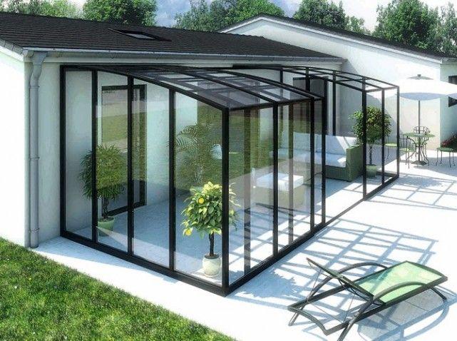 jolie d co v randa rideau pergola pinterest deco veranda v randas et jolies. Black Bedroom Furniture Sets. Home Design Ideas