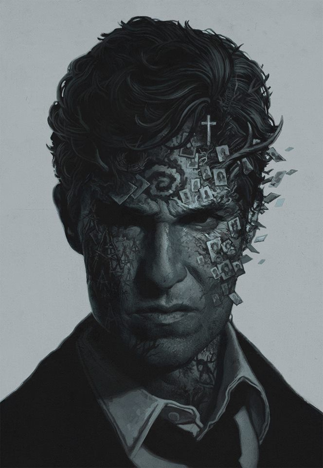 True Detective by Yura Shwedoff / Moscow, Russia