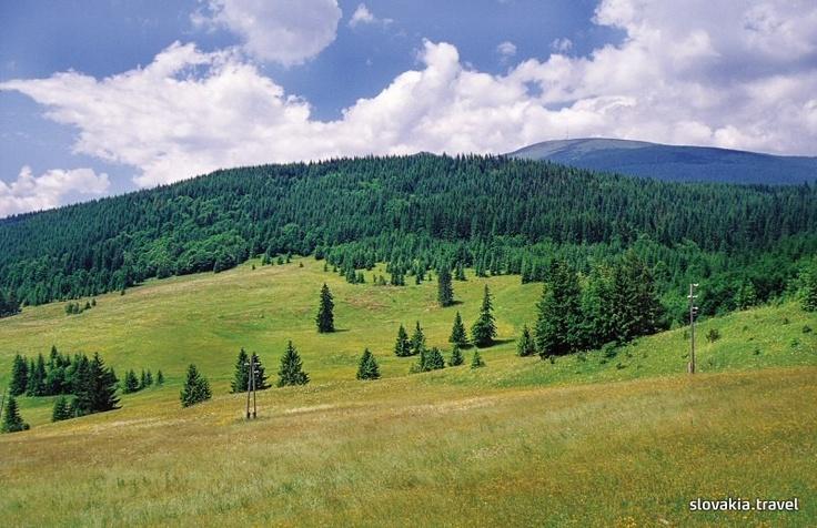 Slovakia, King hoľa