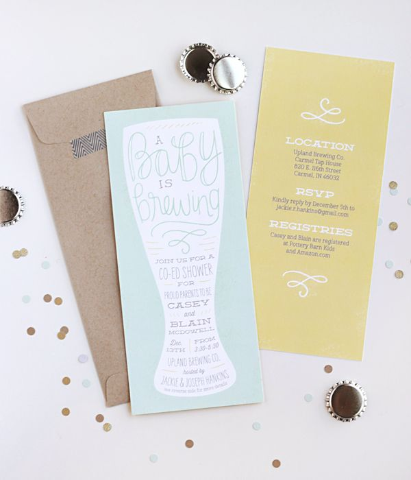 36 best Baby Shower Invitations images on Pinterest Invitation