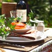 Butlers - Villa Tuscany asztaldekoráció
