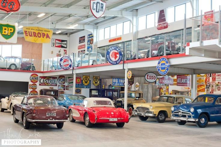 new Classics Museum opened in Hamilton, NZ, 2 Dec 2012