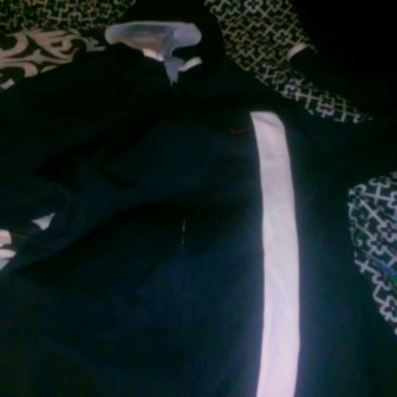 Nike jogging suit Navy blue and white Nike Other