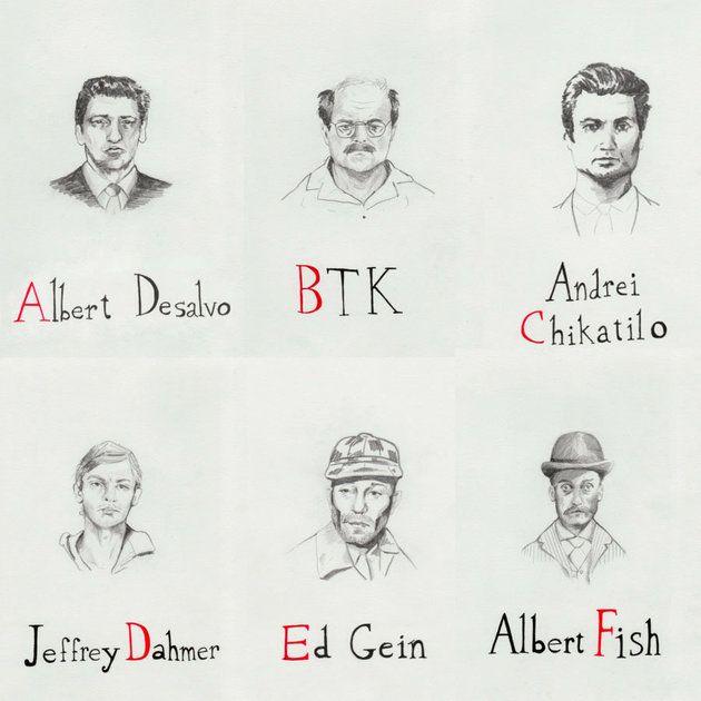 best serial killers images true crime female  feminist artist explains her morbid obsession serial killers