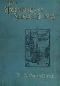 The Adventures of Sherlock Holmes- Sir Arthur Conan Doyle
