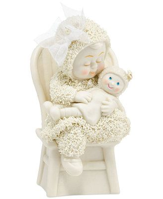 Department 56 Snowbabies Little One to Love Collectible Figurine
