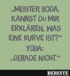 Meister Yoda erklärt....