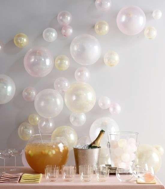 Souvent Oltre 25 fantastiche idee su Decorazioni con palloncini su  TD94