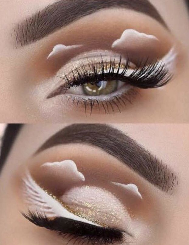 Beautiful Eye Look Artistry Makeup Creative Eye Makeup Eye