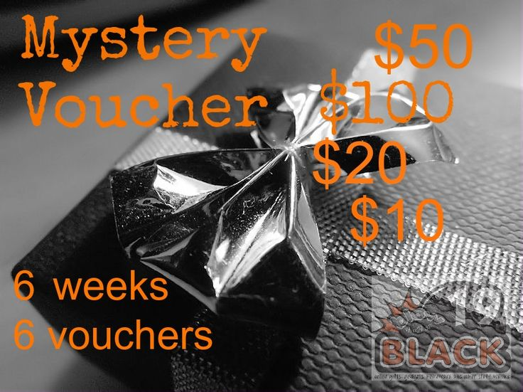Enter to win: Win a Mystery Voucher to redeem at www.19black.co.nz | http://www.dango.co.nz/s.php?u=nK3N9gmO2691