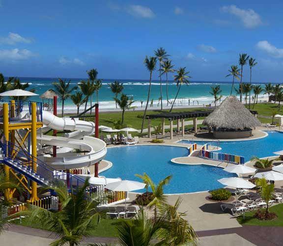 Hard Rock Punta Cana   Parcs aquatiques, cours de cirque et plus encore. Jeunes et adultes trouveront tout ce qu'ils désirent dans ces hôtels familiaux des Caraïbes.